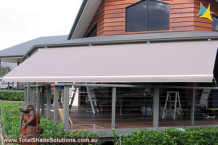 Retractable Awnings O Total Shade Solutions