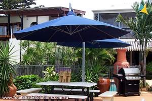 Outdoor Umbrellas Total Shade Solutions