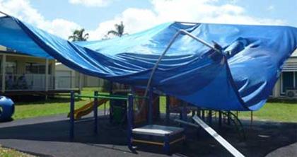 Shade Sail Repairs Brisbane Total Shade Solutions