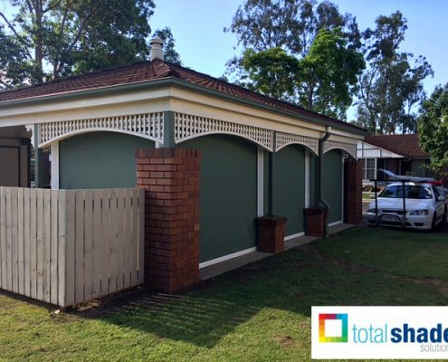 blinds patio enclose outdoor area entertainment brisbane total shade solutions north shade cover brendale local