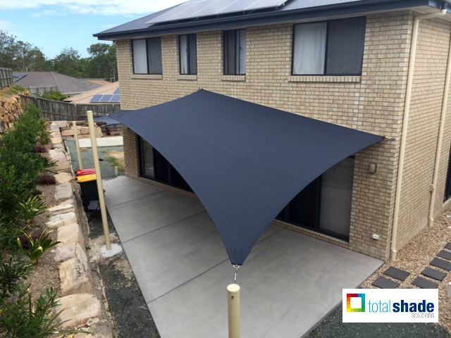 Shade Sails And Structures Total Shade Solutions